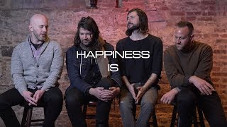 Taking Back Sunday on Happiness Is Album by Album Series