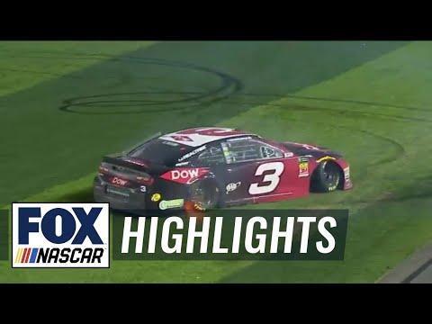 Austin Dillon wins the 2018 Daytona 500 with a last-lap pass on Aric Almirola | FOX NASCAR
