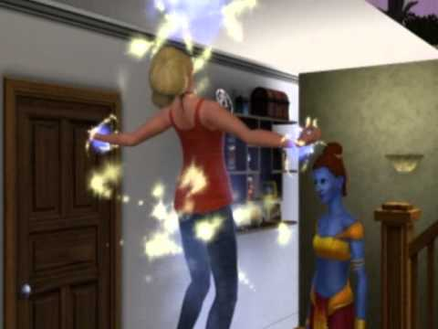 The Sims 3 Showtime] Genie - YouTube