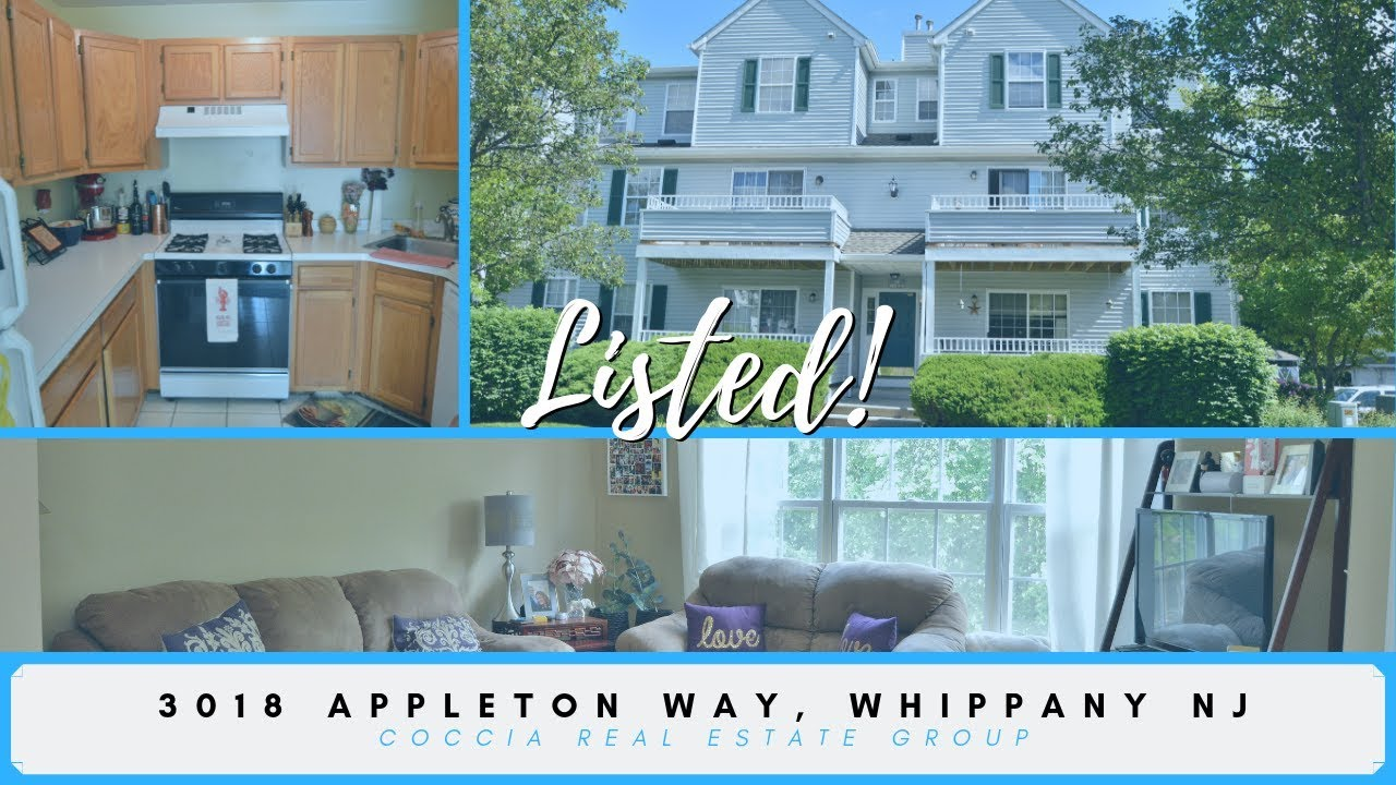 3018 Appleton Way Whippany NJ | Homes for Sale