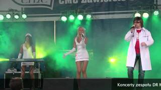 DR MANIANA - fragmenty koncertu w Zawierciu 14.05.2011