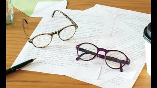 CLM150 180 カルモ 折りたたみメガネ型ルーペ CM動画 #パラデック #ルーペ型メガネ #雑貨