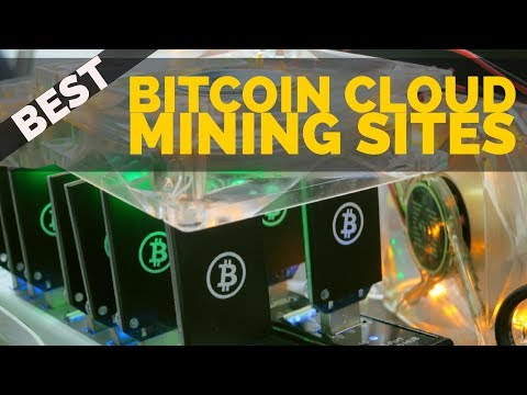 TOP 5  BITCOIN CLOUD MINING COMPANIES  - GENUINE BITCOIN MINING