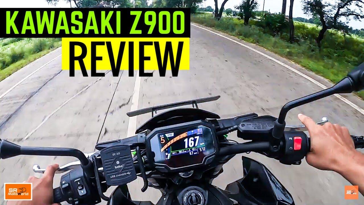 2021 Kawasaki Z900 Detailed Review   Plenty of torque on offer
