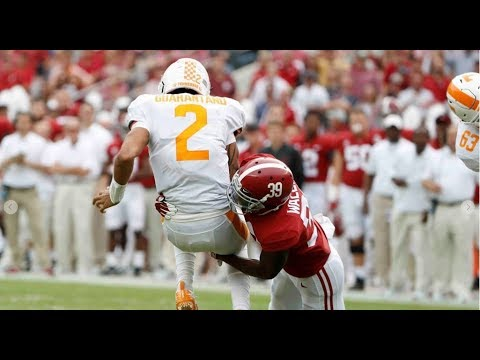 Alabama vs. Tennessee Highlights 2017 (HD)