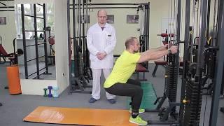 Как бороться с болями в пояснице. Упражнения для лечения болей в коленных суставах