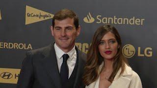 Sara Carbonero habla sobre el estado de salud de Iker Casillas