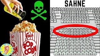 Sinema Salonlarının Bilmenizi İSTEMEDİĞİ 10 SIR