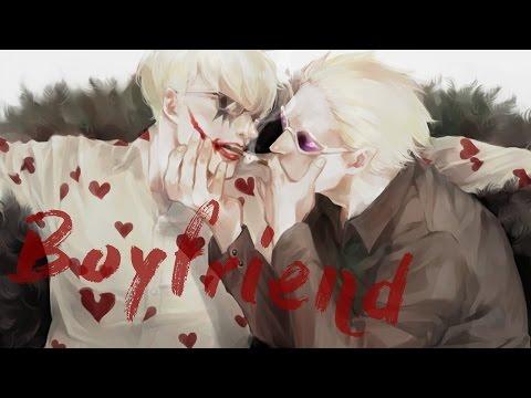 Nightcore - Boyfriend [Rock Cover]