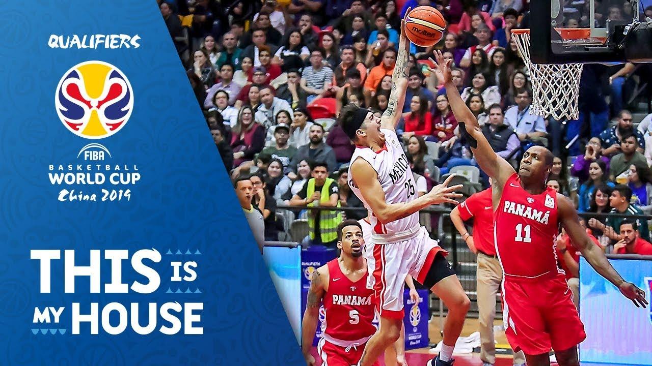 Mexico v Panama - Full Game - FIBA Basketball World Cup 2019