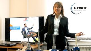 Видео-приветствие от компании UWT