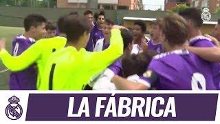 ¡El Cadete B es campeón del Grupo II de la Primera División Autonómica!