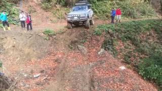 Off road  toyota vx 80