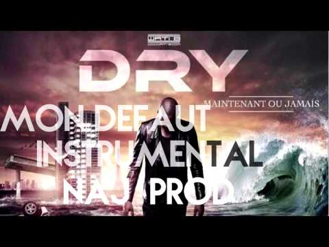 Naj Prod - Mon défaut de Dry feat Sexion D'assaut [Instrumental]