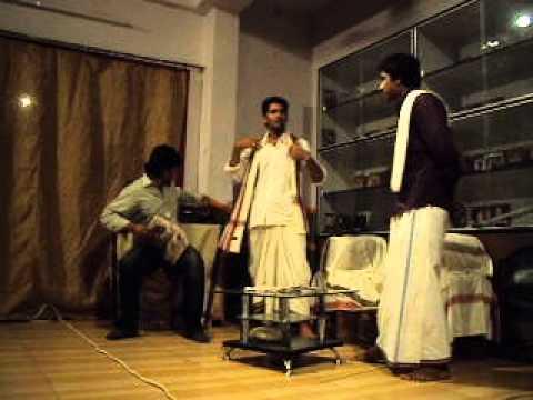 Our Drama Acting in Star Creators Institute - Bangalore