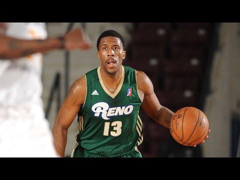 Lamar Patterson (34 Points, 9 Rebounds) Carries Bighorns at NBA D-League Showcase