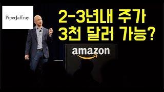 이항영의 미국주식:  글로벌 리세션?  아마존 3천달러…