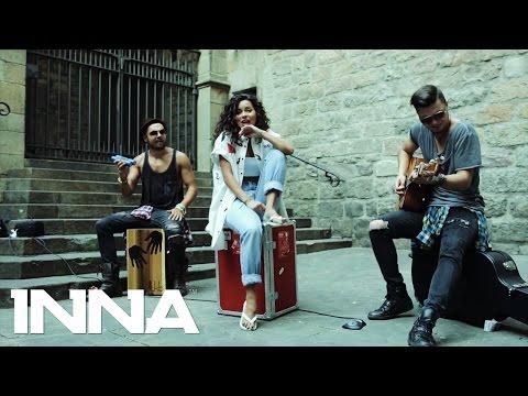 INNA - Take Me Higher (Live on the Street @ Barcelona)