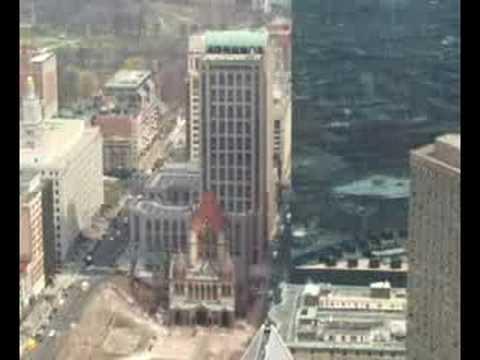 Boston Downtown Landscape - Skywalk Prudential Tower 5