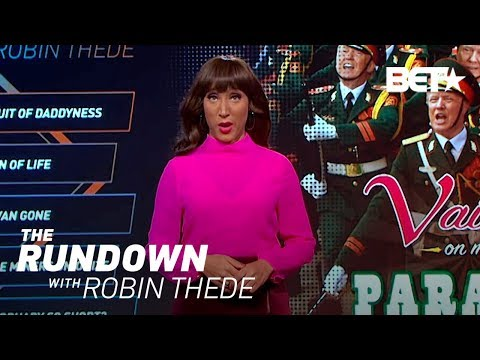 Here's What Trump Did To Claim He's Not Racist | The Rundown With Robin Thede