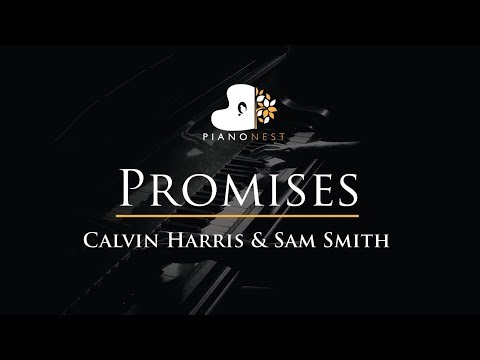 Calvin Harris, Sam Smith - Promises - Piano Karaoke / Sing Along Cover With Lyrics