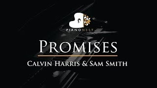 calvin harris sam smith promises piano karaoke sing along cover with lyrics