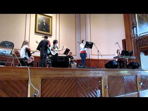 Marblehead School of Music Spring Recital 2011 - Hey Jude