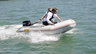 10hp outboard engines group test - Motor Boat & Yachting