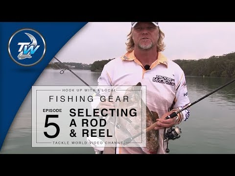 Selecting A Fishing Rod And Reel Combo