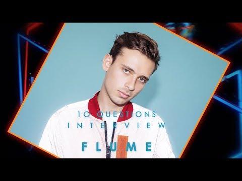 Billboard Radio China - Flume (10 Questions Interview)