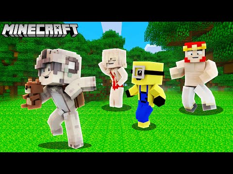 ♪ ZAGRAJMY W MINECRAFT ♪  - Minecraft Piosenka Wakacyjna
