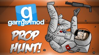 GMod Prop Hunt! - I AM THE CAPTAIN NOW, SHADOW PLAY, SILLY NOGLA! (Garrys Mod Funny Moments)