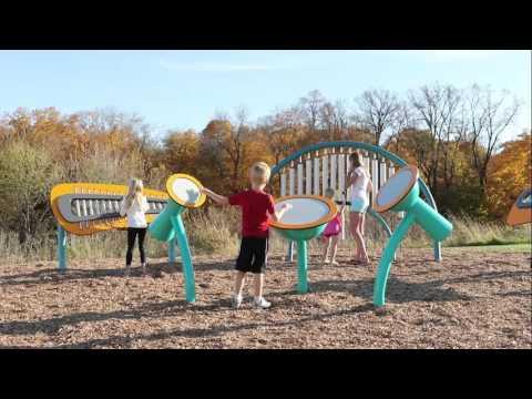 Tambor Kettle - Instrumentos musicales al aire libre Rhapsody™ - Microarquitectura