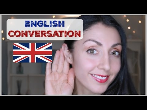 CONVERSATION IN ENGLISH / Getting to Know Someone / LIVE ENGLISH LESSON