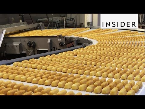 How Hostess Cakes are Made