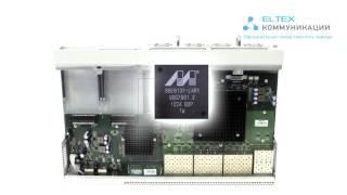 MES5324 коммутатор уровня L3. Обзор