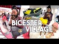 Luxury Shopping & What's NEW at Bicester Village! | Gucci, Prada, Balenciaga, Burberry etc