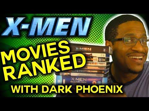 All 12 X-Men Movies Ranked (w/ Dark Phoenix)