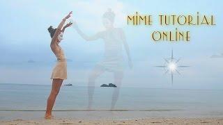 Как делать волны телом.  Видеоурок Как научиться делать волну / How to do waving