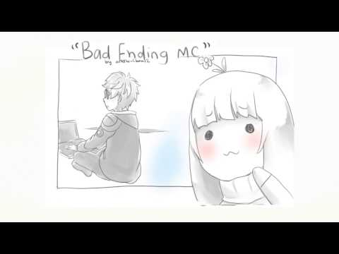 """Bad Ending MC""  Mystic Messenger COMIC DUB"
