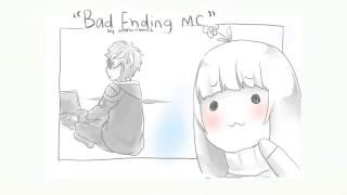 bad ending mc mystic messenger comic dub
