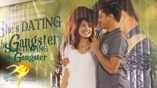 Daniel thanks kathryn on SDTG Victory Party