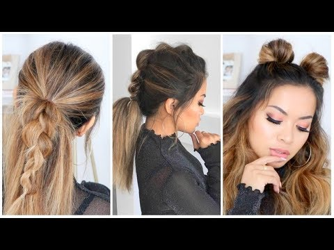 CHIC & PERFECT Hairstyles For Medium Length Hair | MY NYFW Hair Statement