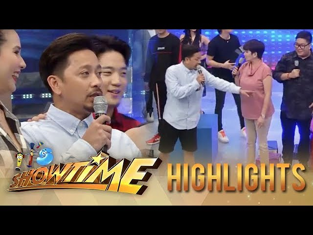 It's Showtime: Tyang Amy got scared of Jhong