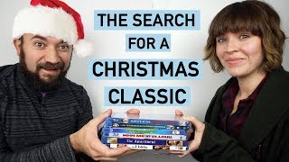 Searching for a New Christmas Classic Movie