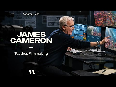 James Cameron Teaches Filmmaking | Official Trailer | MasterClass