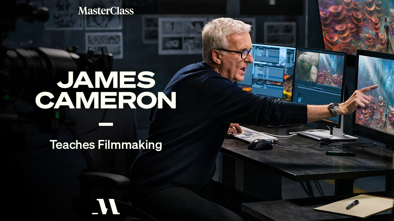 Download James Cameron Teaches Filmmaking | Official Trailer | MasterClass