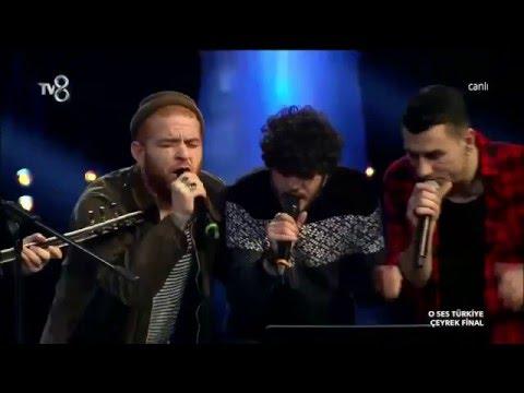 O Ses Türkiye Çeyrek Final | 'Ötme Bülbül' Performansı