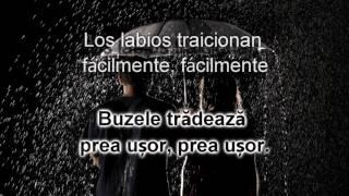 Carlas Dreams Aripile (Trad al espanol Versuri)