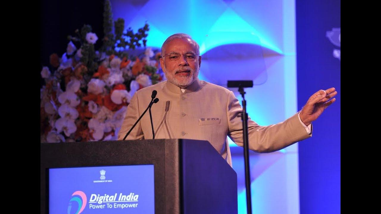 PM Modi's address at the Digital India and Digital Technology Dinner in San Jose, California
